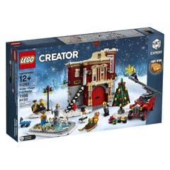 LEGO® Creator Expert 10263 Parque de bomberos navideño