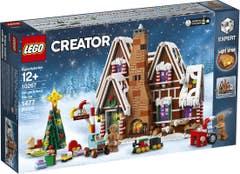 LEGO® Creator Expert 10267 Casa de Pan de Jengibre