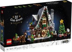 LEGO® Creator Expert 10275 Club de los Elfos