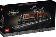 LEGO® Creator Expert 10277 Locomotora Cocodrilo