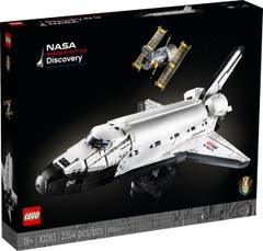 LEGO® Icons 10283 Transbordador Espacial Discovery de la NASA