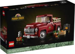 LEGO Iconic 10290 Furgoneta Clásica