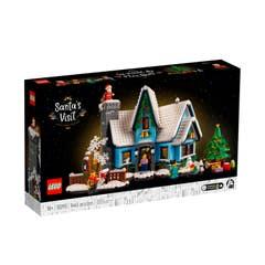 LEGO Icons Visita de Papá Noel 10293