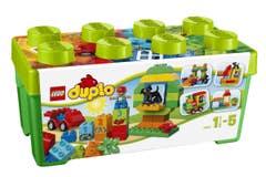 """LEGO® DUPLO® Creative Play 10572 Caja de Diversión """"Todo en Uno"""""""