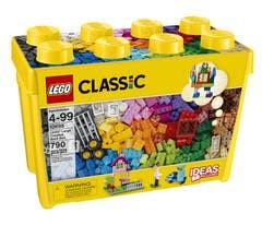 LEGO® Classic 10698 Caja de Ladrillos Creativos Grande