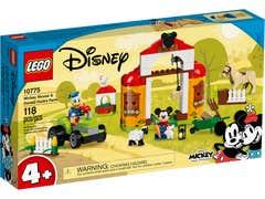 LEGO Disney Granja de Mickey Mouse y el Pato Donald 10775