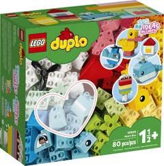 Lego 10909 Caja del Corazón