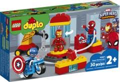 Lego 10921 Laboratorio de Superhéroes