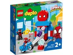 LEGO DUPLO Cuartel General de Spider-Man 10940