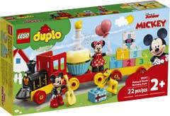 LEGO® DUPLO® Disney™ 10941 Tren de Cumpleaños de Mickey y Minnie