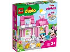 LEGO DUPLO Casa y Cafetería de Minnie 10942