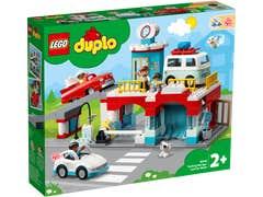LEGO DUPLO Estacionamiento y Autolavado 10948