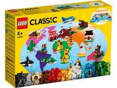 LEGO Classic Alrededor del Mundo 11015