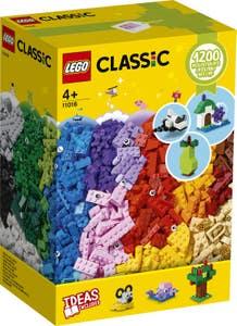 LEGO Classic Ladrillos Creativos 11016