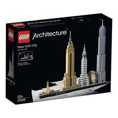 LEGO® Architecture 21028 Ciudad de Nueva York