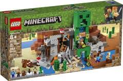 Lego 21155 La Mina de Creeper™