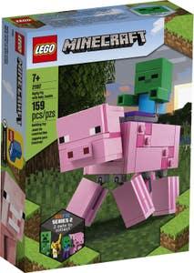Lego 21157 BigFig: Cerdo con Bebé Zombie