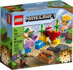 LEGO® Minecraft™ 21164 El Arrecife de Coral