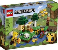 LEGO® Minecraft™ 21165 La Granja de Abejas