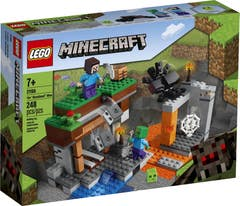 LEGO® Minecraft™ 21166 La Mina Abandonada