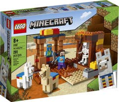 LEGO® Minecraft™ 21167 El Puesto Comercial