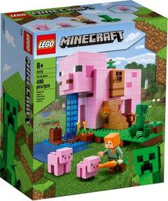 LEGO® Minecraft™ 21170 La Casa-Cerdo