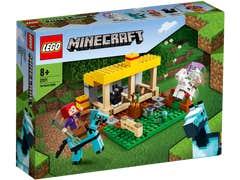 LEGO Minecraft El Establo de los Caballos 21171