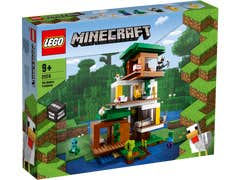 LEGO Minecraft La Casa del Árbol Moderna 21174