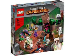 LEGO Minecraft La Abominación de la Selva 21176