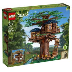 LEGO® Ideas 21318 Casa del Árbol