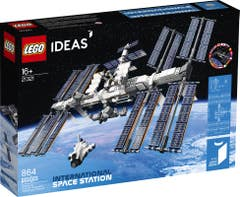 LEGO® Ideas 21321 Estación Espacial Internacional