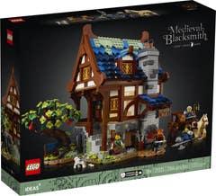 LEGO® Ideas 21325 Herrería Medieval