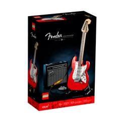 LEGO Ideas Fender Stratocaster 21329