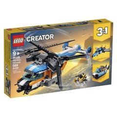 LEGO® Creator 31096 Helicóptero de Doble Hélice