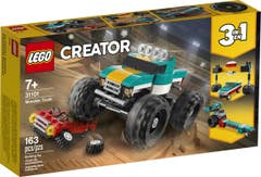 Lego 31101 Camioneta Monstruo
