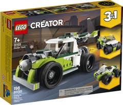 Lego 31103 Camión Jet