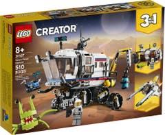 LEGO® Creator 31107 Róver Explorador Espacial