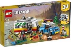 LEGO® Creator 31108 Vacaciones Familiares en Caravana