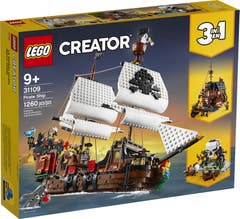 LEGO® Creator 31109 Barco Pirata