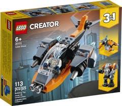LEGO® Creator 31111 Ciberdrón