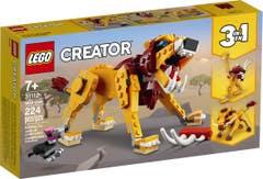 LEGO® Creator 31112 León Salvaje