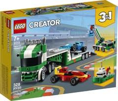 LEGO® Creator 31113 Transporte de Coches de Carreras