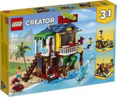 LEGO® Creator 31118 Casa Surfera en la Playa