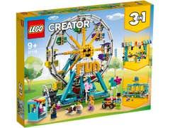 LEGO Creator Rueda de la Fortuna 31119