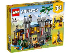 LEGO Creator Castillo Medieval 31120