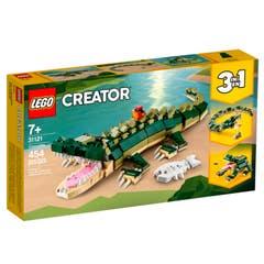 LEGO Creator Cocodrilo 31121