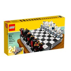 LEGO® Iconic 40174 Juego de ajedrez