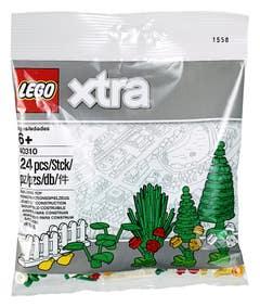 LEGO xtra Accesorios: Botánica 40310