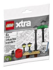 LEGO xtra Farolas 40312