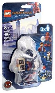 LEGO® Merchandise 40343 Spider-Man y el Asalto al Museo